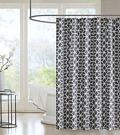 Madison Park™ Pure Alexa Shower Curtain