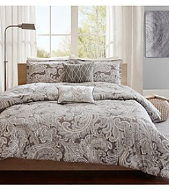 Madison Park™ Pure Ronan 5-pc. Duvet Cover Set