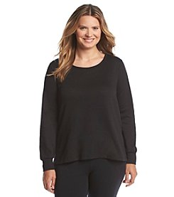 HUE® Long Sleeve Lounge Top