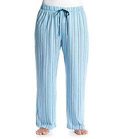 KN Karen Neuburger Striped Lounge Pants
