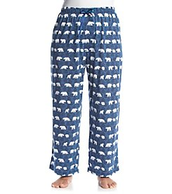 KN Karen Neuburger Polar Bear Lounge Pants