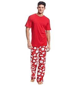 KN Karen Neuburger Men's Pajama Set
