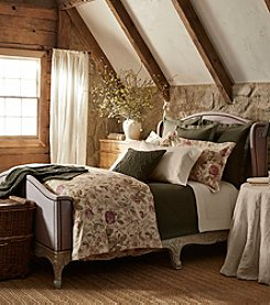Ralph Lauren Wilton Rose Bedding Collection
