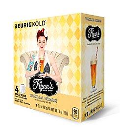 Keurig® Flynn's Soda Shop Vanilla Cream 4-Pk. KOLD™ Pods