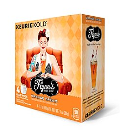 Keurig&red; Flynn's Soda Shop Orange Cream 4-Pk. KOLD™ Pods