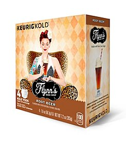 Keurig® Flynn's Soda Shop Root Beer 4-Pk. KOLD™ Pods