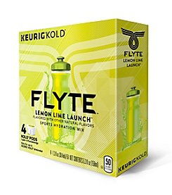 Keurig® Flyte™ Lemon Lime Launch Sports Drink 4-Pk. KOLD™ Pods