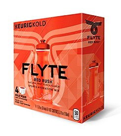 Keurig® Flyte™ Red Rush Sports Drink 4-Pk. KOLD™ Pods