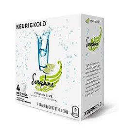 Keurig® Seraphine Persian Lime Seltzer 4-Pk. KOLD™ Pods