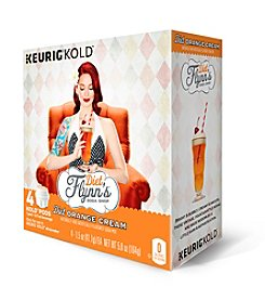 Keurig® Flynn's Soda Shop Diet Orange Cream 4-Pk. KOLD™ Pods