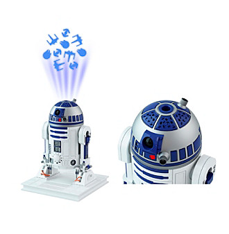 "Disney/'s Star Wars R2-D2 Ultrasonic Cool Mist Personal Humidifier 7.8/"" NEW!"