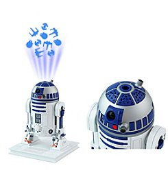 Star Wars™ R2D2 Ultrasonic Cool Mist Humidifier With Built-In Nightlight Projector