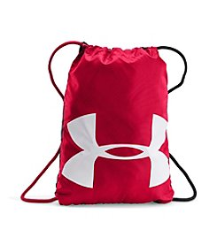 Under Armour® Ozsee Red Sackpack