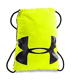 Under Armour® Ozsee Hi Vis Yellow Sackpack