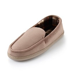 The Sharper Image® Men's Slipper Moccasin