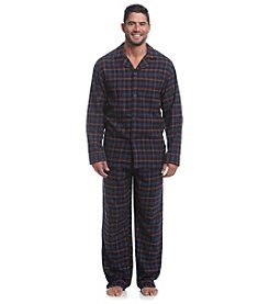 John Bartlett Statements Men's Flannel Pajama Set