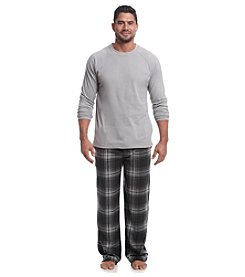 John Bartlett Statements Men's Knit Fleece Pajama Set