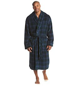 John Bartlett Statements Men's Big & Tall Cozy Robe