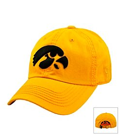 NCAA® Iowa Men's Adjustable Slouch Hat