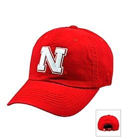 NCAA® Nebraska Men's Adjustable Slouch Hat