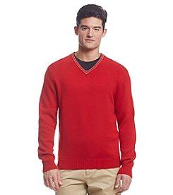 Le Tigre Men's V-Neck Sweater