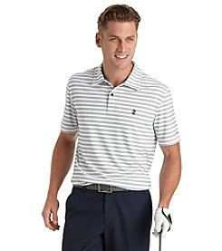 Izod® Men's Short Sleeve Overtaker's Stripe Polo