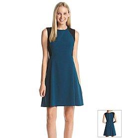 Nine West® Stretch Colorblock Dress