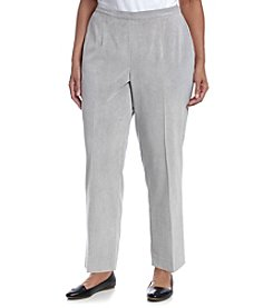 Alfred Dunner® Plus Size Alpine Lodge Corduroy Short Pant