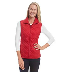 Studio Works® Solid Quilted Vest