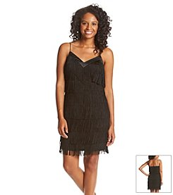 Guess Fringe Sheath Dress
