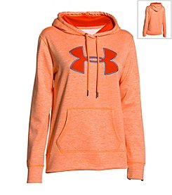 Under Armour® Storm Armour Big Logo Twist Hoodie