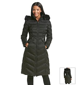 Laundry® Full Length Down Coat