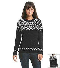 Le Tigre  Snowflake Sweater