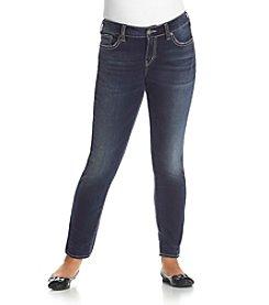 Silver Jeans Co. Plus Size Skinny Jean