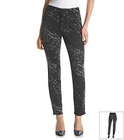 Gloria Vanderbilt® Dahlia Printed Pant