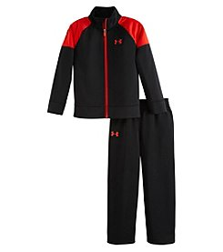 Under Armour® Baby Boys' Newborn-12M Precision Warm-Up Set
