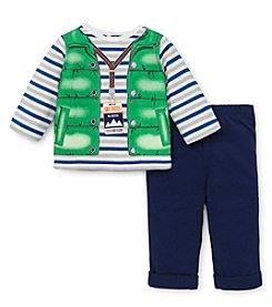 Little Me® Baby Boys' 3-12M Ski Instructor Pants Set