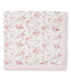 Little Me® Baby Girls' Graceful Floral Blanket