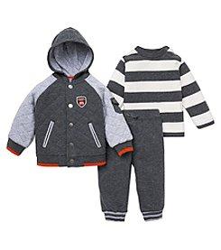 Little Me® Baby Boys' 12-24M Football MVP Jacket Set