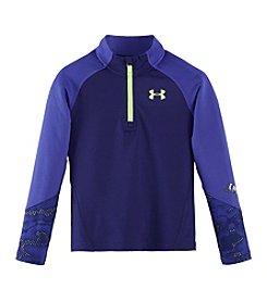 Under Armour® Girls' 2T-6 Half Zip Pullover