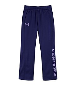 Under Armour® Girls' 4-6X Armour® Fleece Pants