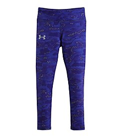 Under Armour® Girls' 2T-6X Printed Leggings
