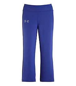 Under Armour® Girls' 2T-6 Solid Yoga Pants