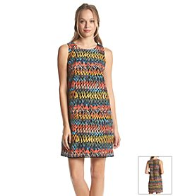 Kensie® Zig Zag Sheath Dress
