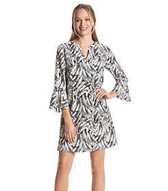 Kensie® Banana Shift Dress