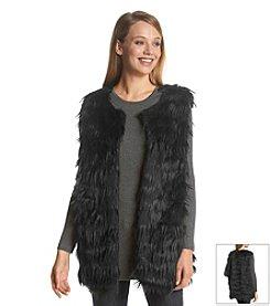 Kensie® Faux Fur Vest