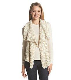 Kensie® Chubby Faux Fur Vest