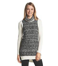 Kensie® Slub Sweater Vest