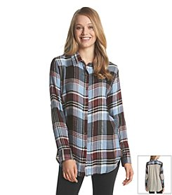 Living Doll® Plaid Shirt