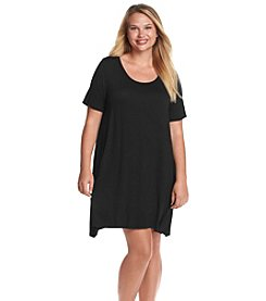 Living Doll® Plus Size Swing Dress